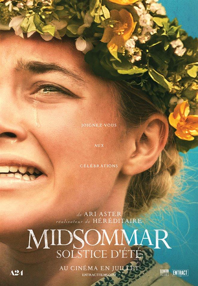 Midsommar : Solstice d'été Large Poster