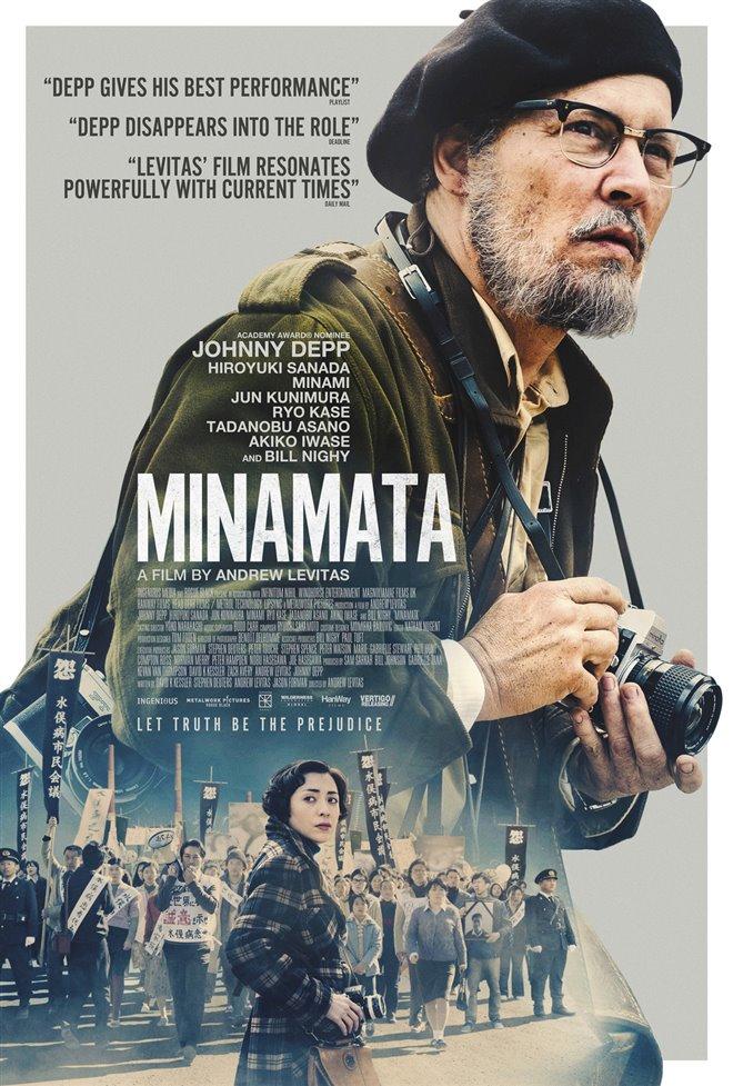 Minamata Large Poster
