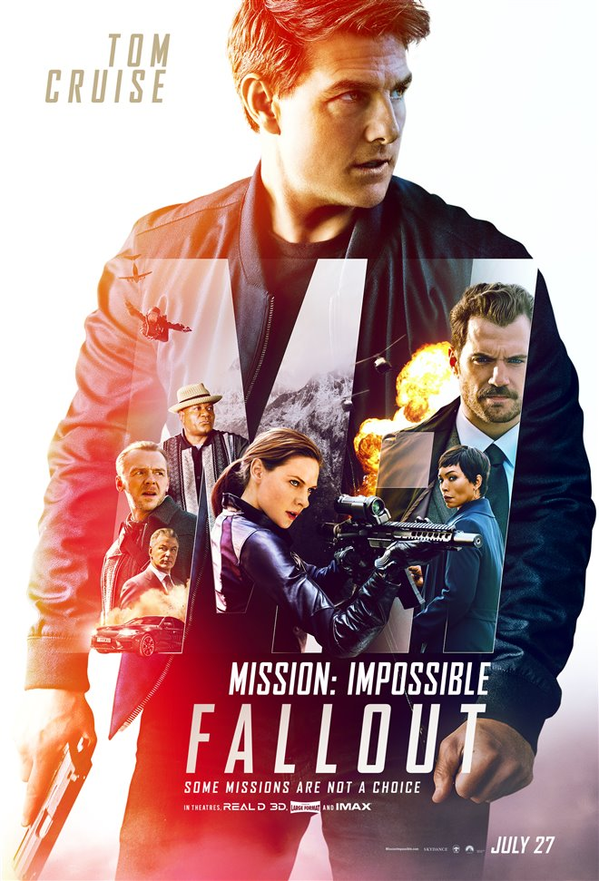 Mission: Impossible - Fallout Large Poster