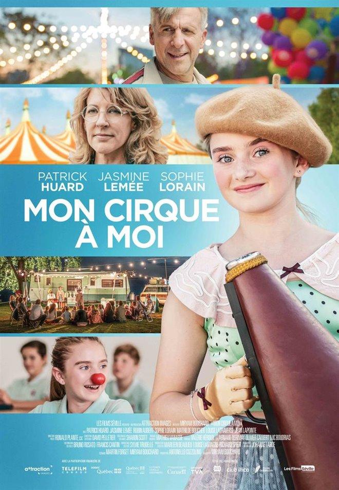 Mon cirque à moi Large Poster
