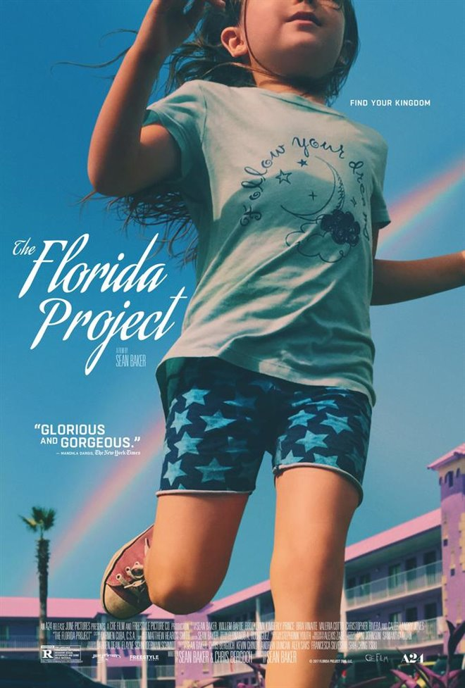 Mon royaume en Floride Large Poster