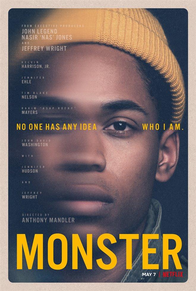 Monster (Netflix) Large Poster