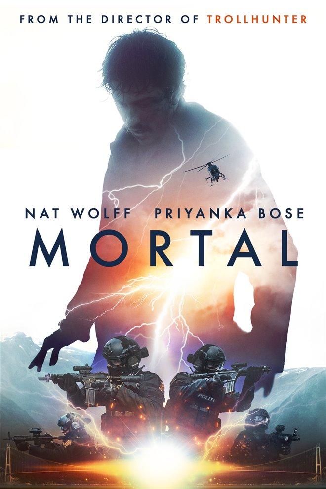 Mortal Large Poster