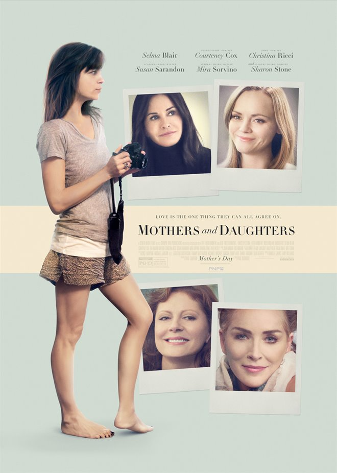 Mothers and Daughters Large Poster