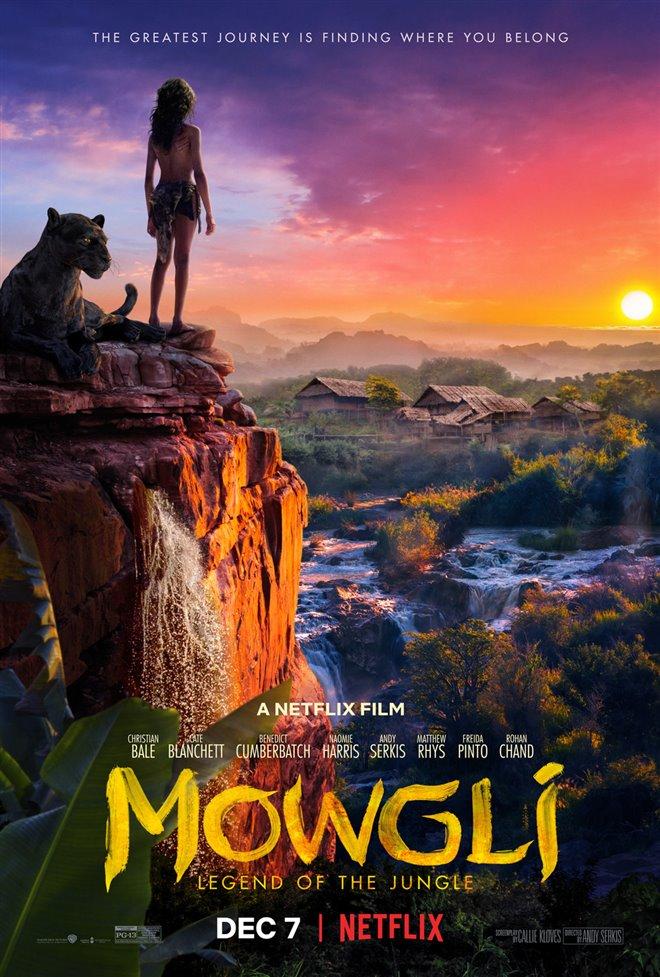Mowgli: Legend of the Jungle (Netflix) Poster