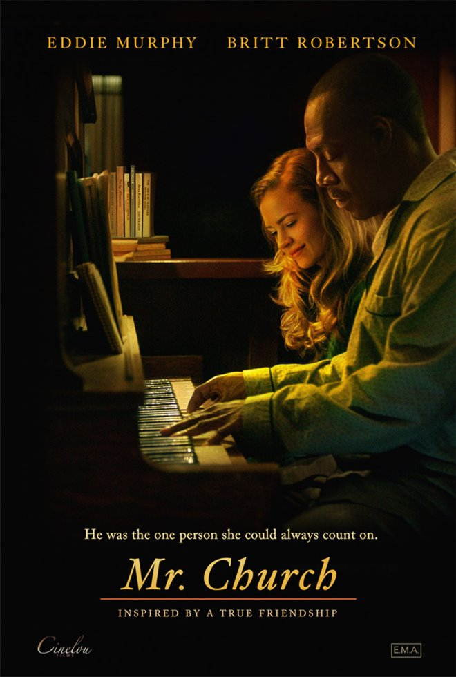 Mr. Church Large Poster