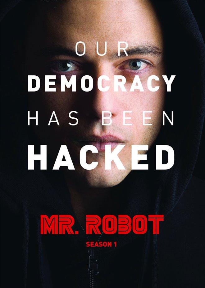 Mr. Robot: Season One Poster