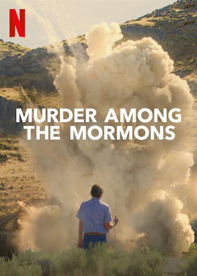 Murder Among the Mormons (Netflix) Large Poster