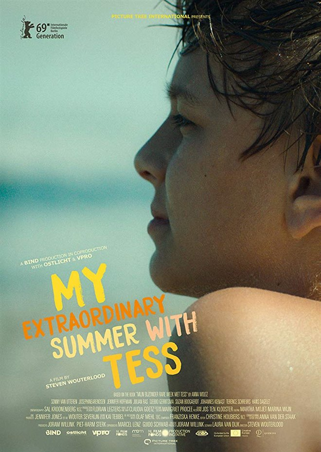 My Extraordinary Summer with Tess Poster