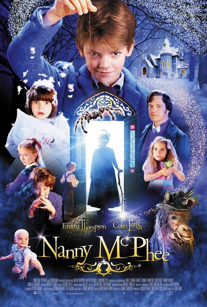 Nanny McPhee Large Poster