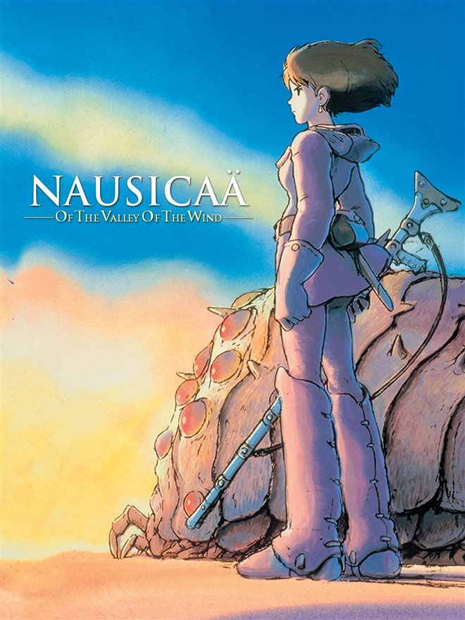 Nausicaä of the Valley of the Wind (Dubbed) Large Poster
