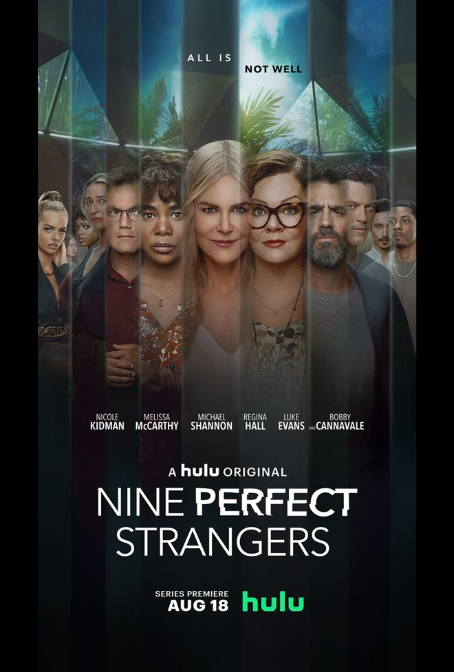 Nine Perfect Strangers Large Poster