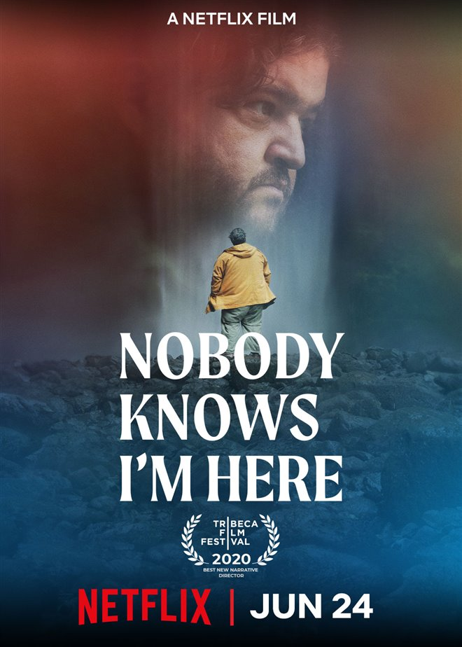 Nobody Knows I'm Here (Netflix) Large Poster