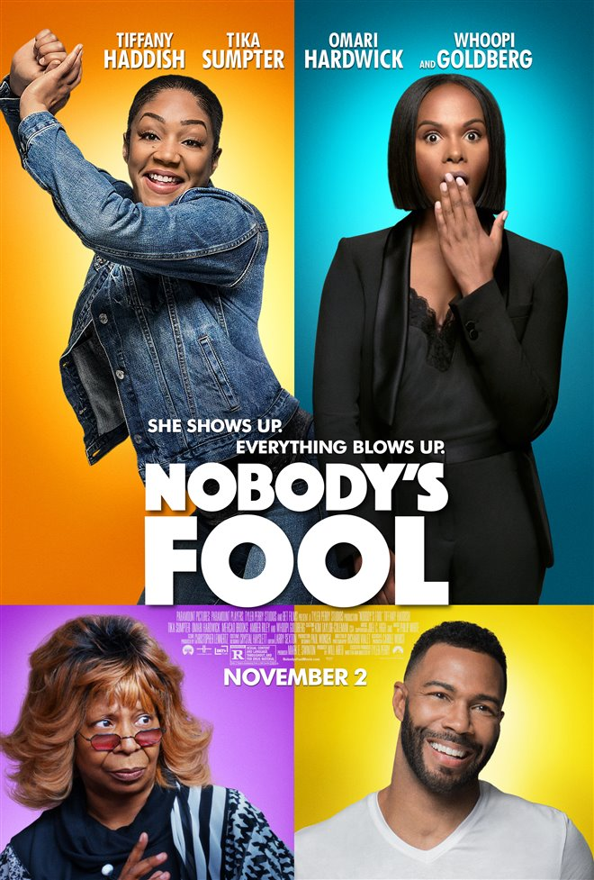 Nobody's Fool Large Poster
