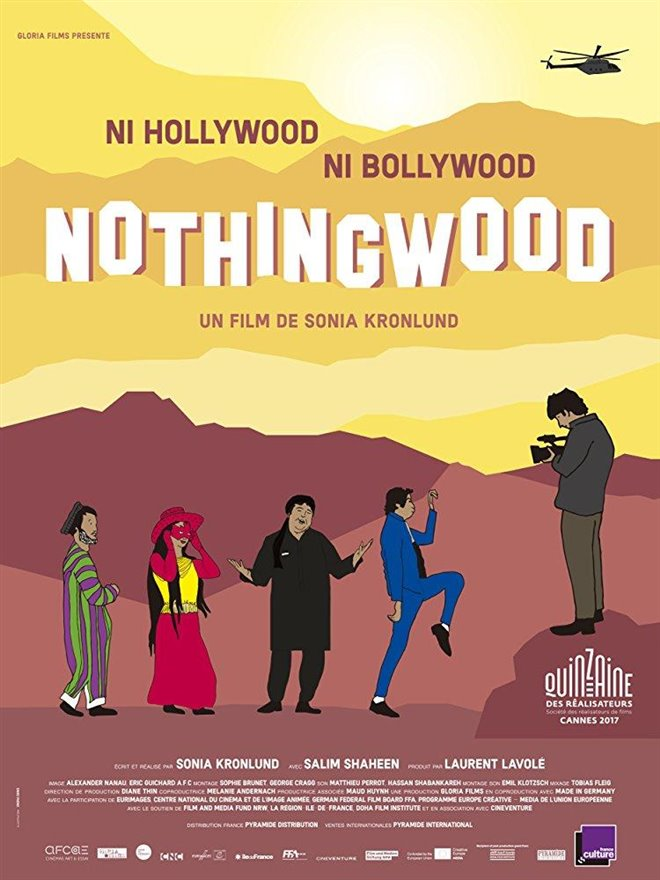 Nothingwood (v.o.s.-t.a.) Large Poster
