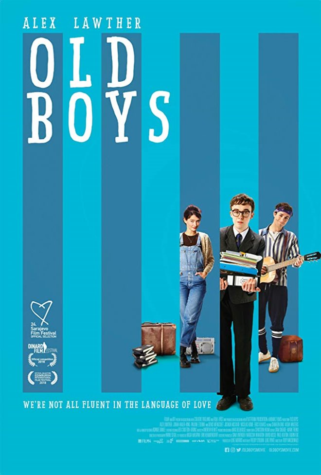 Old Boys Large Poster