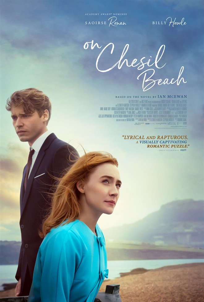 On Chesil Beach Large Poster