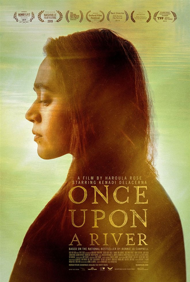 Once Upon a River Large Poster