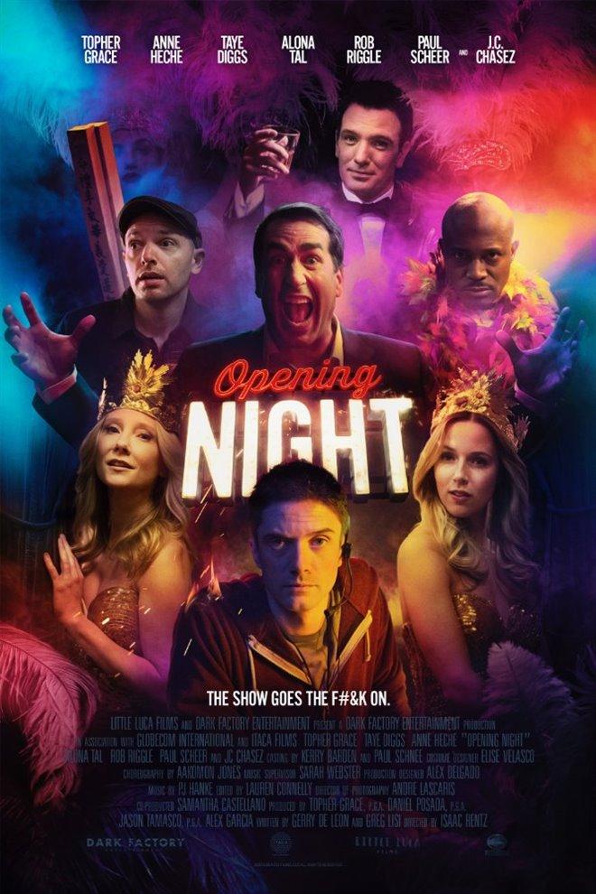 Opening Night Large Poster