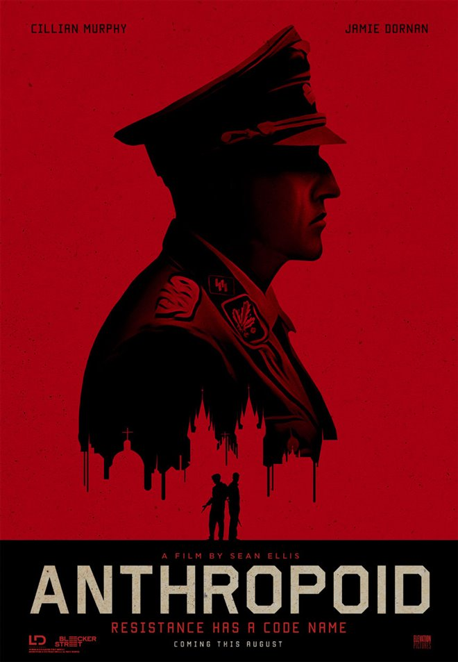 Opération Anthropoid Large Poster