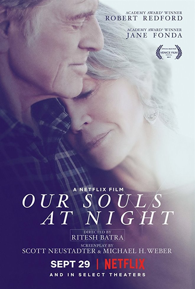 Our Souls At Night Large Poster