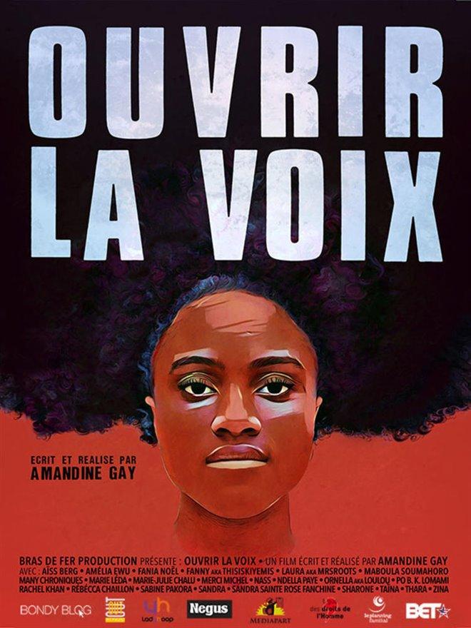 Ouvrir la voix Large Poster