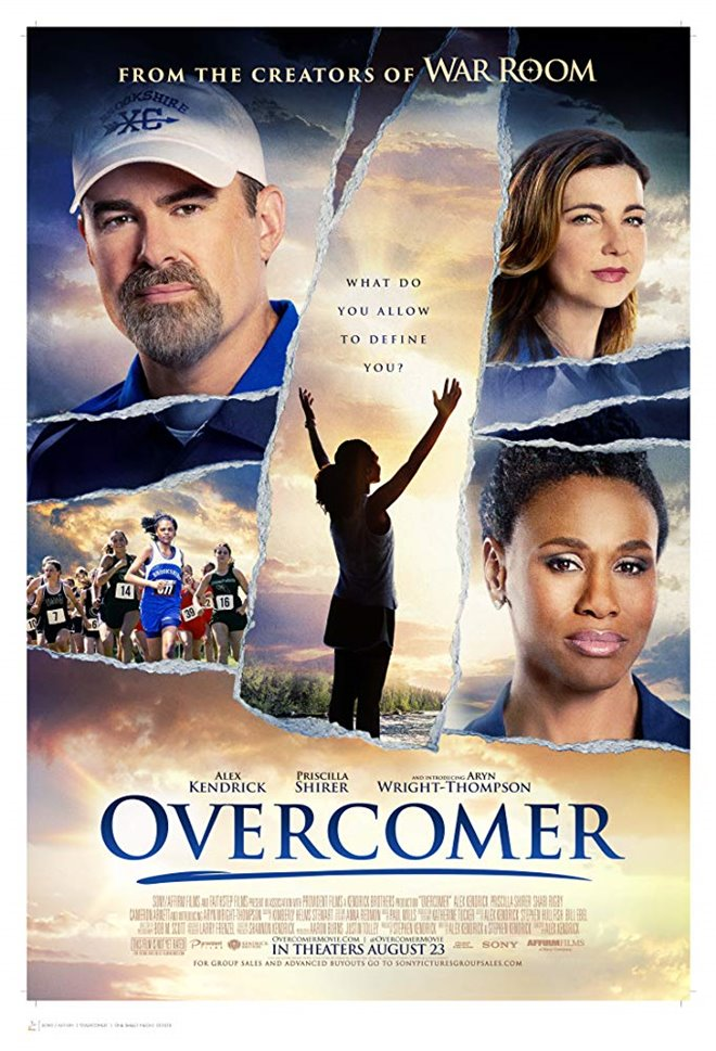 Overcomer Large Poster