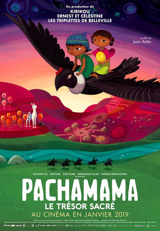 Pachamama : Le trésor sacré Large Poster