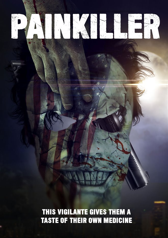 Painkiller Large Poster