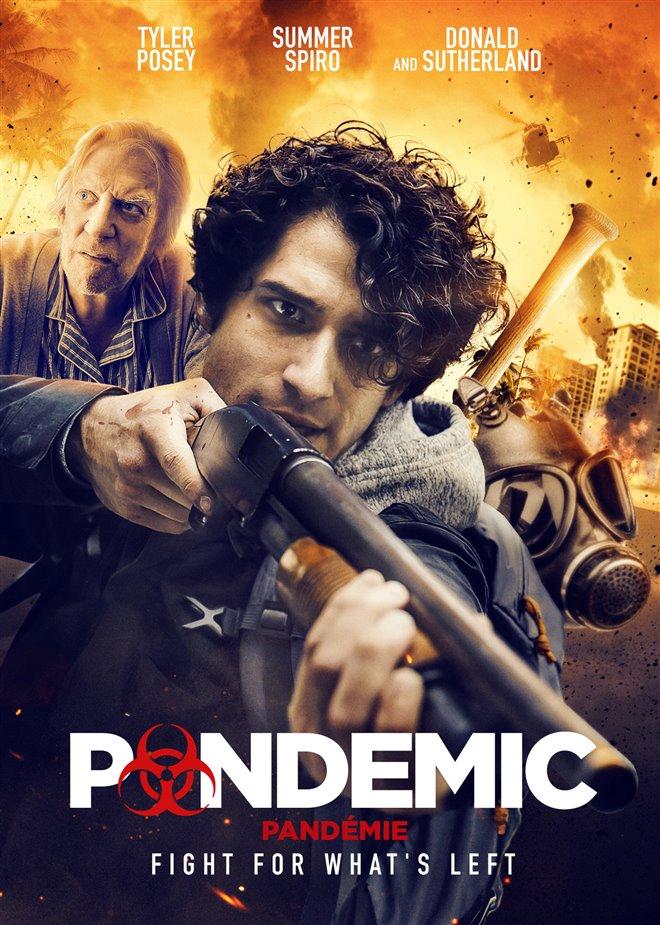 Pandemic (aka Alone) Poster