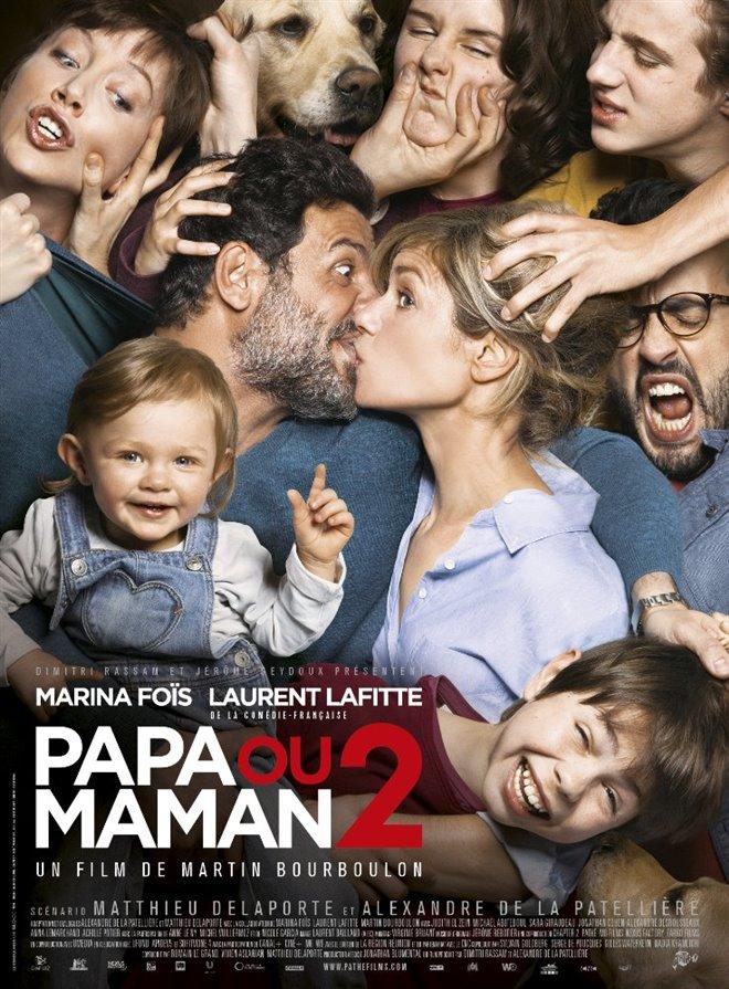 Papa ou maman 2 Large Poster