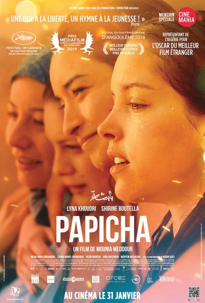 Papicha (v.o.s.-t.f.) Large Poster