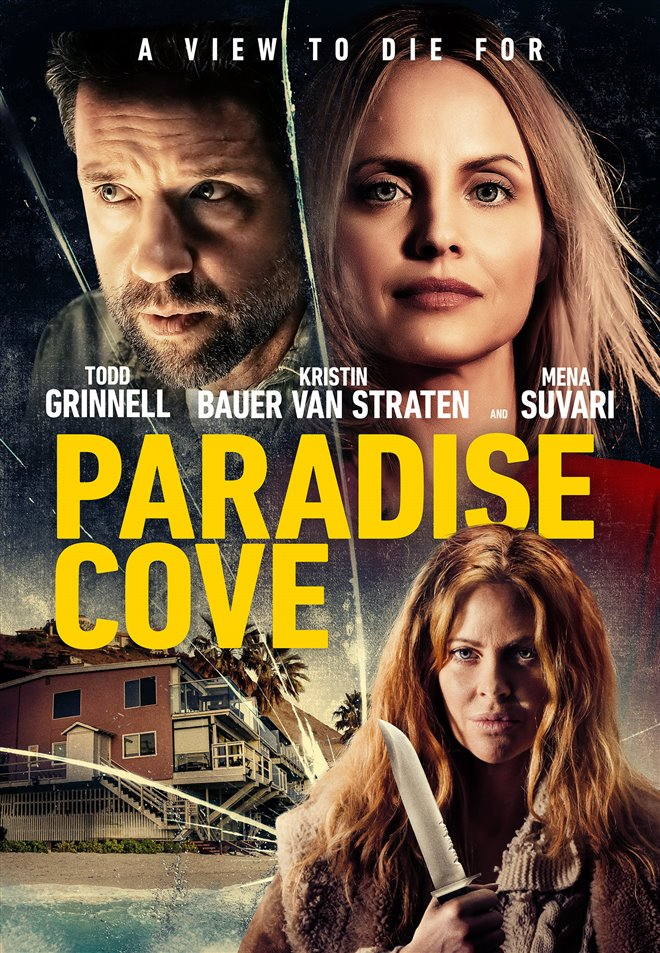 Paradise Cove Large Poster