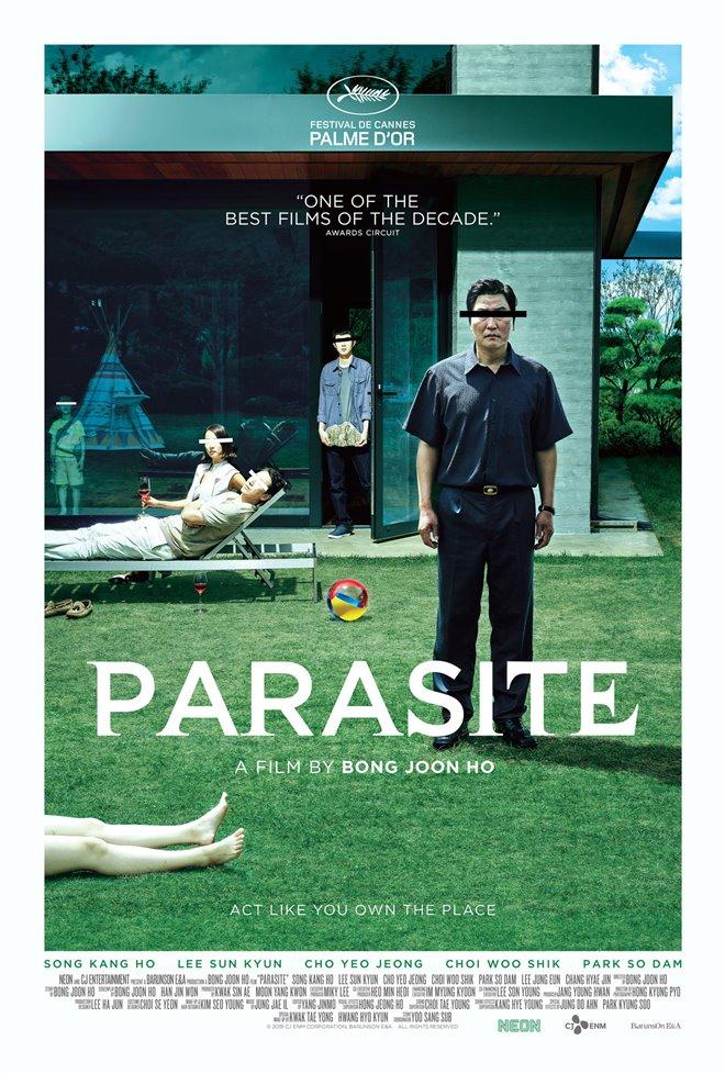 Parasite Large Poster