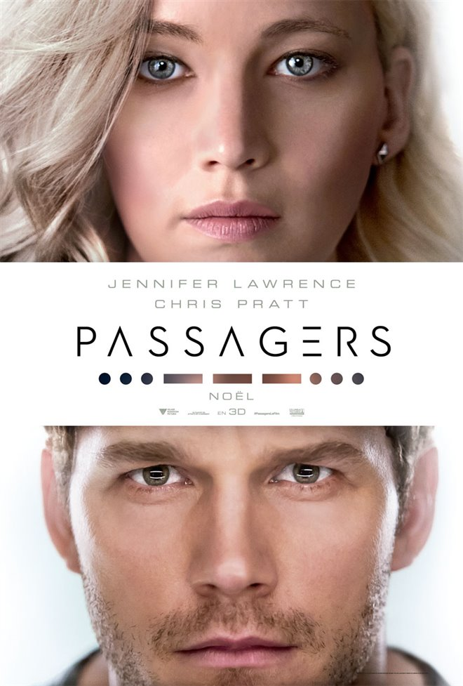 Passagers Large Poster