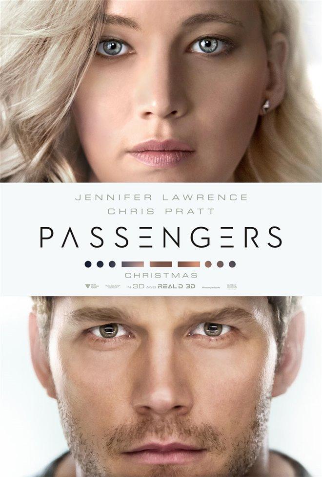 Passengers Large Poster