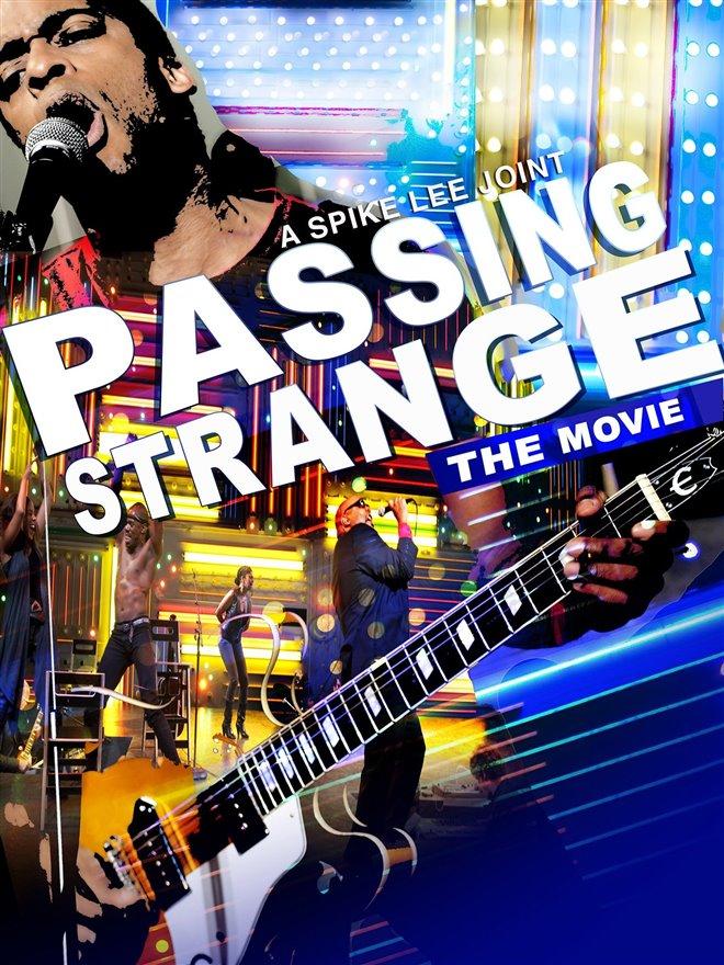Passing Strange The Movie Large Poster