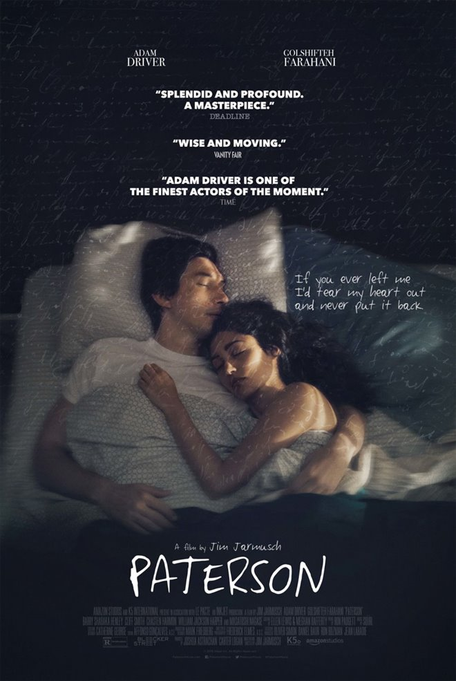 Paterson (v.o.a.s.-t.f.) Large Poster