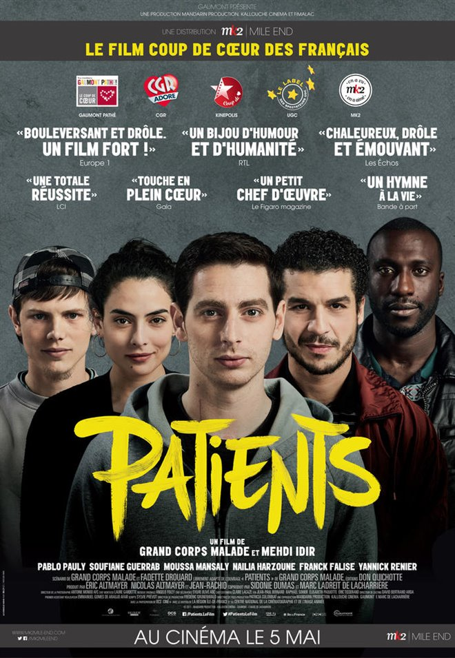 Patients Large Poster