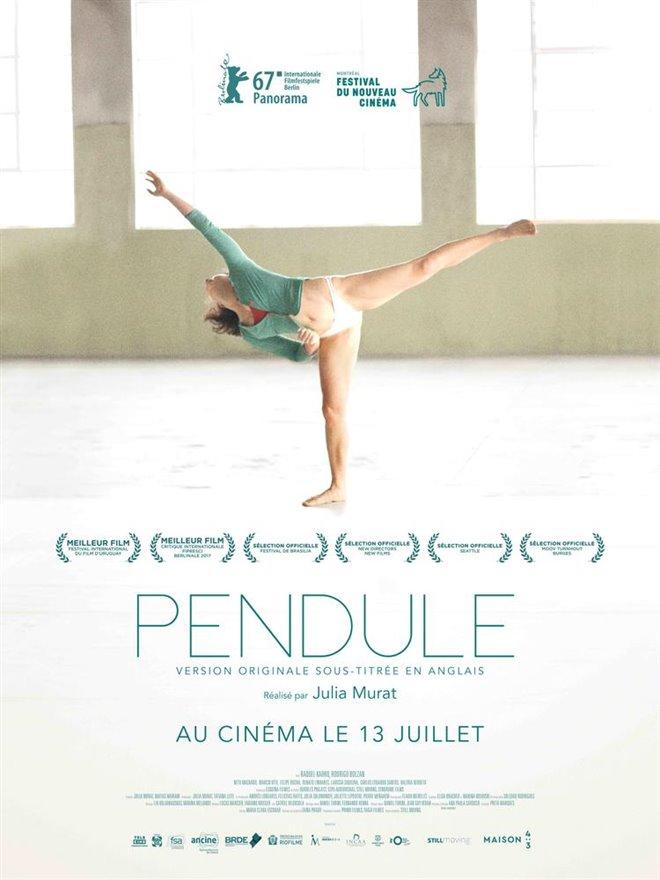 Pendule Large Poster