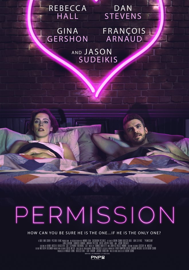 Permission Large Poster