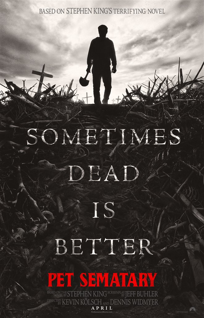 Pet Sematary Large Poster