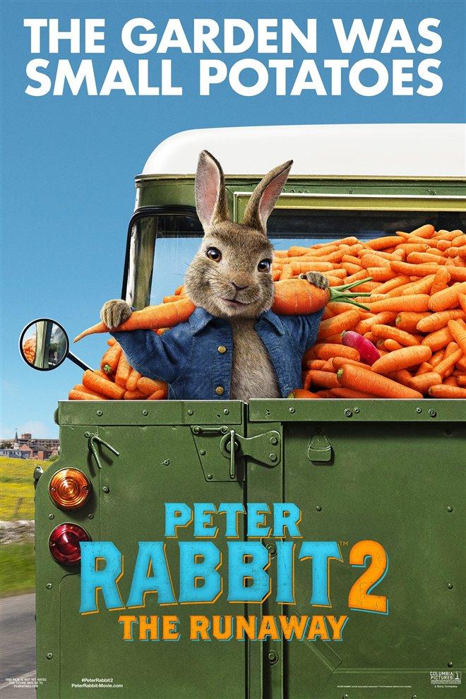 Peter Rabbit 2: A la fuga Large Poster