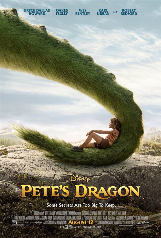 Pete's Dragon Large Poster
