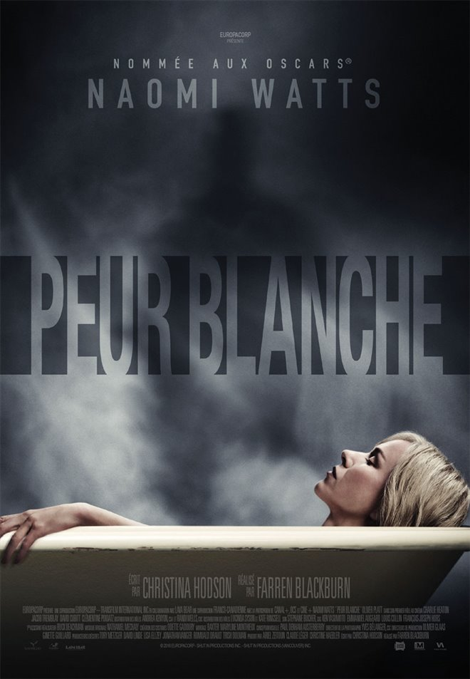 Peur blanche Large Poster