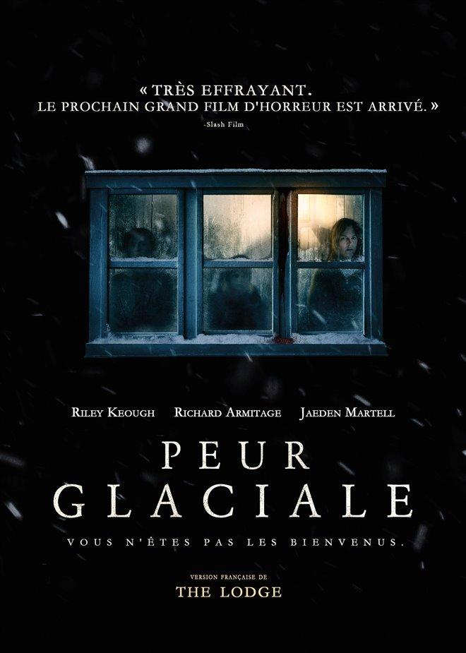 Peur glaciale Large Poster
