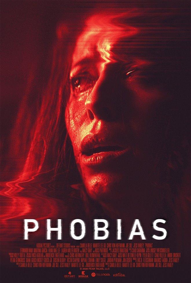 Phobias Large Poster