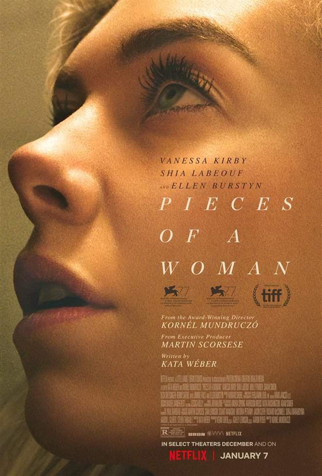 Pieces of a Woman (Netflix) Poster