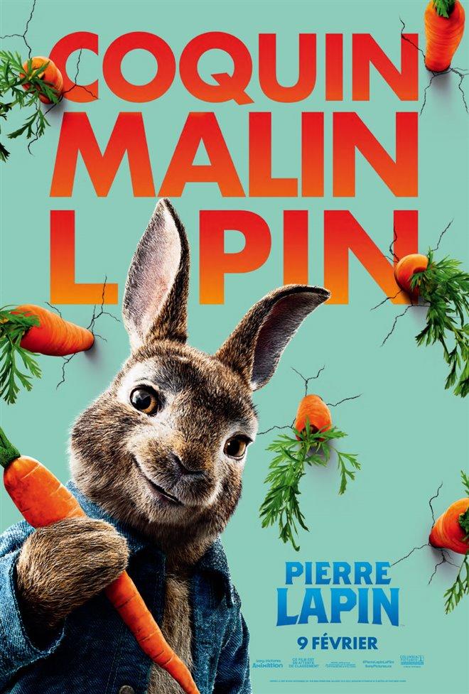 Pierre Lapin Large Poster