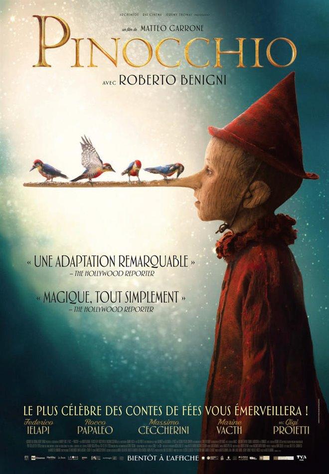 Pinocchio (v.f.) Large Poster